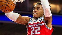 Basketbalista Sacramenta Richaun Holmes