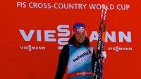 Petra Nováková, nejlepší běžkyně na lyžích do 23 let ve Světovém poháru.