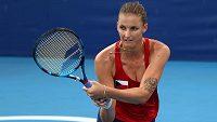 Karolína Plíšková má před US Open slušnou formu.
