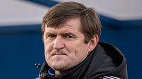 Jihlavský trenér Michal Hipp.