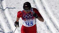 Polka Justyna Kowalczyková byla v rozbředlém sněhu na klasické desítce nejrychlejší.