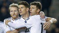 O Pohár FIFA budou usilovat i mistři světa Němci.