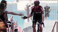 Chris Froome se vrátil k cyklistice