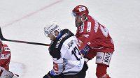 Jan Jaroměřský nemůže být s výkony svého týmu spokojen (archivní foto)
