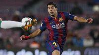 Luis Suárez sice ve čtvrtek gólem přispěl k výhře Barcelony ve Španělském poháru 5:0 nad Elche, na Camp Nou od něj však očekávají mnohem lepší produktivitu.