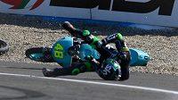 Na okruhu ve španělském Jerezu zahynul v neděli mladý motocyklový jezdec - ilustrační foto.