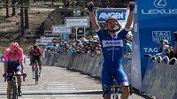 Novým lídrem v Kalifornii je po horské etapě Van Garderen