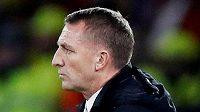 Kouč Brendan Rodgers míří do Leicesteru.