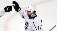 Hokejista Los Angeles Justin Williams.