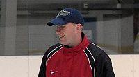 trenér brankářů Martin Prusek.