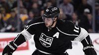 Slovinec Anže Kopitar se stane nejlépe placeným hráčem NHL.