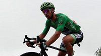 Peter Sagan na trati 14. etapy Tour de France
