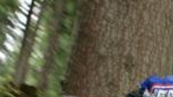 Vlastimil Hynčica při ME ve sjezdu horských kol