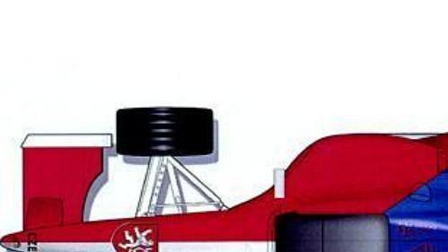 Studie formule, s níž bude startovat český tým v šampionátu A1 Grand Prix.
