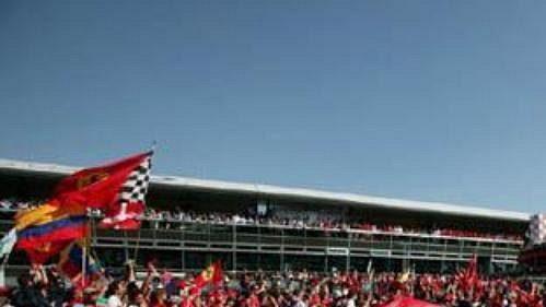 Radost příznivců Ferrari nebrala konců.