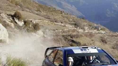 Rakušan Manfred Stohl z OMV World Rally Teamu se svou Xsarou obsadil celkové šesté místo a pokořil mnohé jezdce továrních týmů.