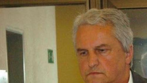 Igor Štefanko po jednání Disciplinární komise ČMFS.