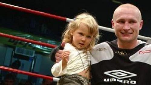 Český boxer Lukáš Konečný.