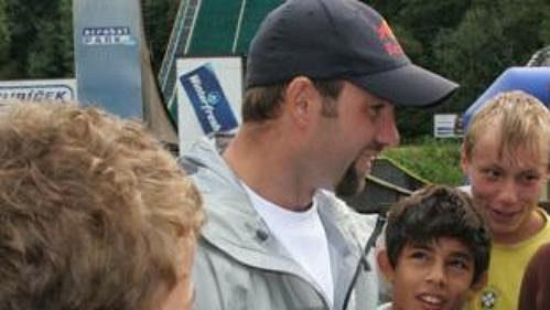 Na každoroční návštěvu dorazí do Acrobat Parku i děti ze Štítského dětského domova.