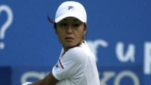 Japonská tenistka Akiko Morigamiová