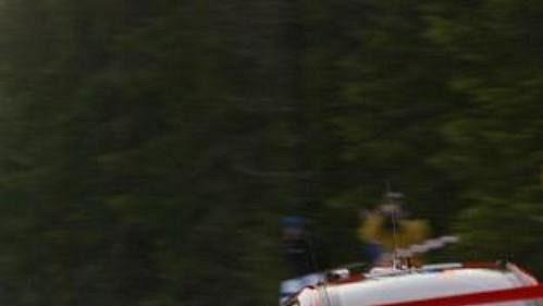 Belgičan Freddy Loix s peugeotem při první etapě Švédské rallye.