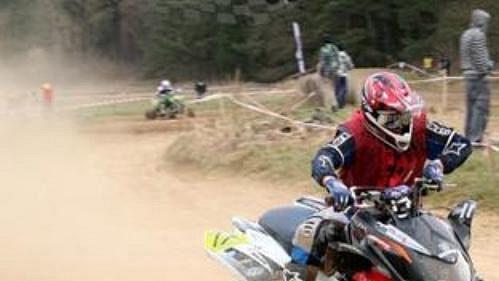 ITP ESSOX CUP 2010 - závod čtyřkolek v cross country v Božeticích