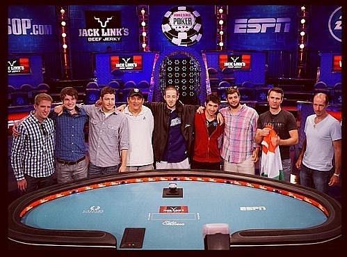 October Nine - jeden z nich se stane příštím šampionem WSOP