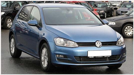 VW Golf Hatchback 1.2 TSi