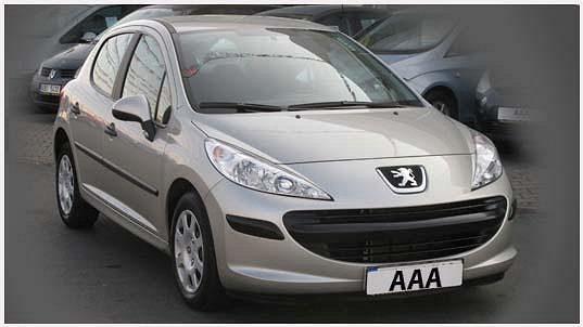 Peugeot 207 1.4 hatchback