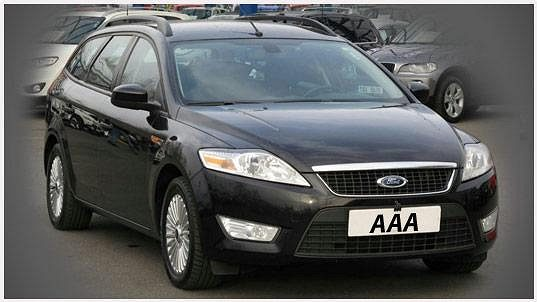 Ford Mondeo 2.0 TDCI combi