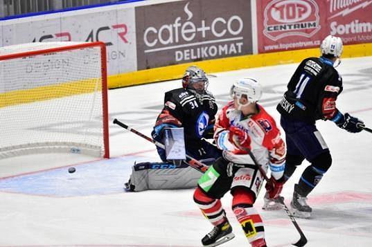 Plzeň inkasovala v Pardubicích už ve 2. minutě 2. kola.