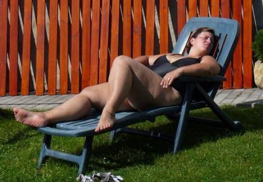 Lucie Švecová za pět let vymazala ze svého těla téměř 50 kilo hmoty. Takto vypadala před změnou.