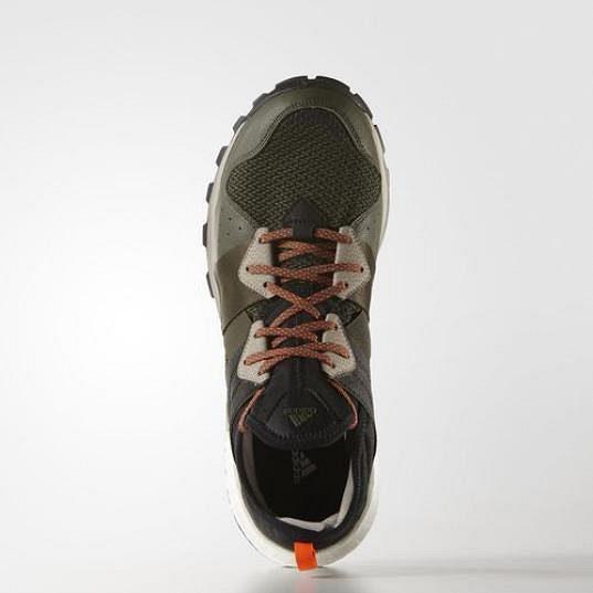 Pánské běžecké trailové boty Adidas Response TR Boost, horní pohled.