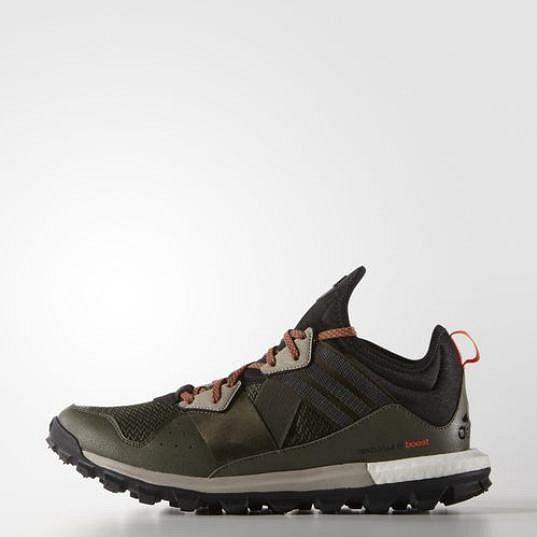 Pánské běžecké trailové boty Adidas Response TR Boost