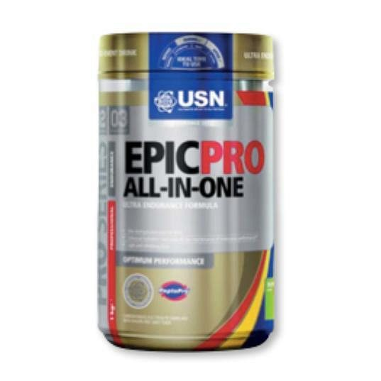 Epic Pro All-In-One byl vytvořen jako elitní post tréninkový regenerační nápoj.