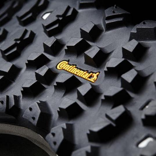 Pánské běžecké trailové boty Adidas Response TR Boost, detail podrážky.