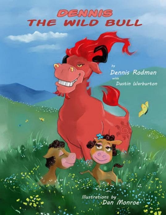 Obal nové knihy pro děti.