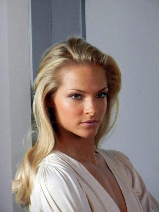 Ruská dálkařka Darja Klišinová je považována za jednu z nejkrásnějších světových atletek.