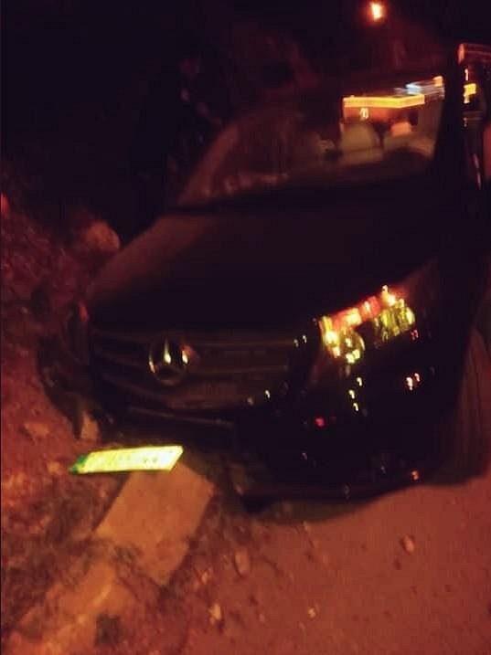 Minibus havaroval pouze pár kilometrů před cílem. Český reprezentant Josef Šural nehodu nepřežil.