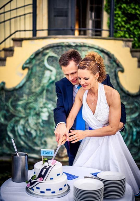 Foto ze svatby řekne více než tisíc slov.