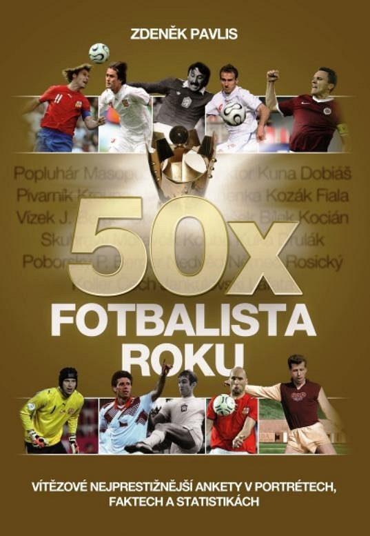 Kniha 50x Fotbalista roku