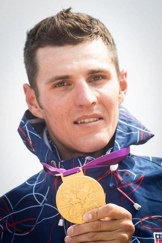 Jaroslav Kulhavý, olympijský šampión roku 2012.