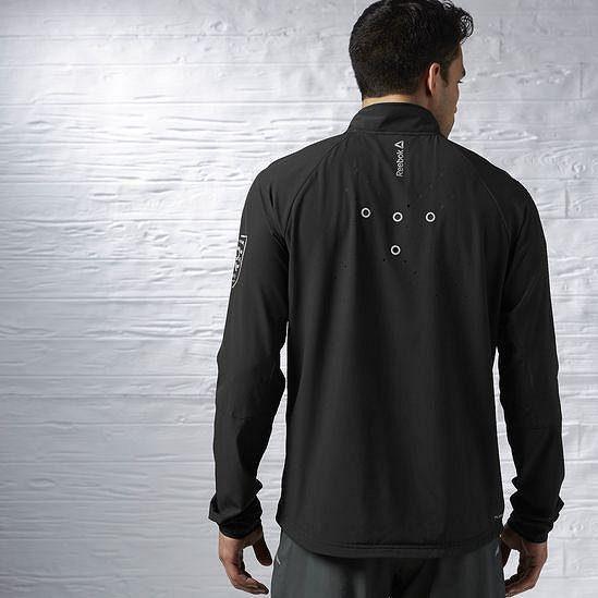 Pánská bunda Reebok ONE Series Paris Jacket.