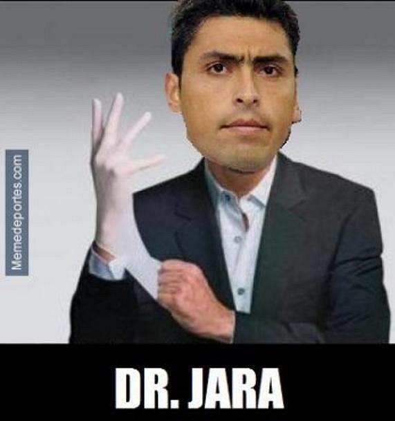 Dr. Jara.