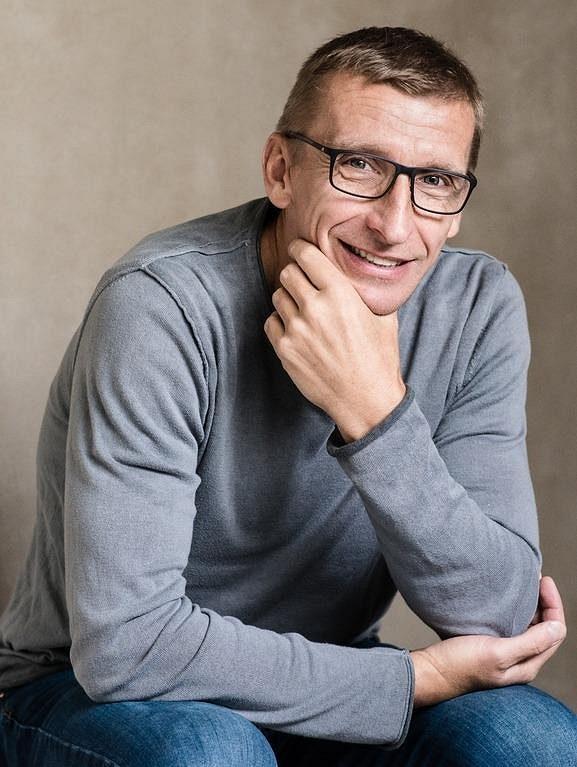 Kondiční kouč Josef Andrle, šéf firmy AndrleSport, specializující se na pohyb a systém tréninku.