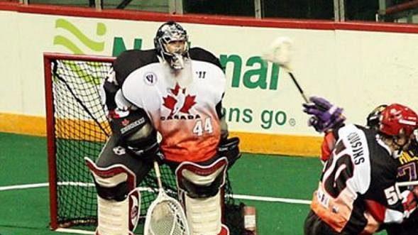 Finále MS v boxlakrosu 2007, Kanada–Irokézové