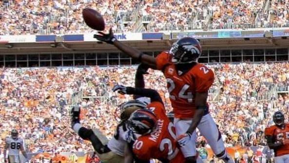 Champ Bailey, Denver Broncos