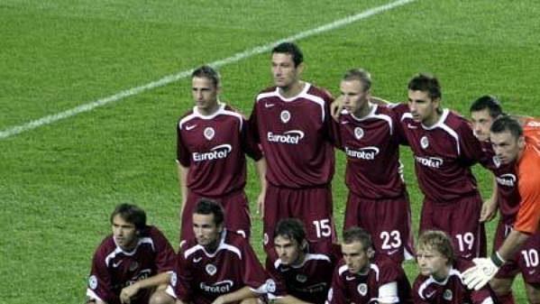 Sparta Praha před utkáním Ligy mistrů s Ajaxem Amsterdam
