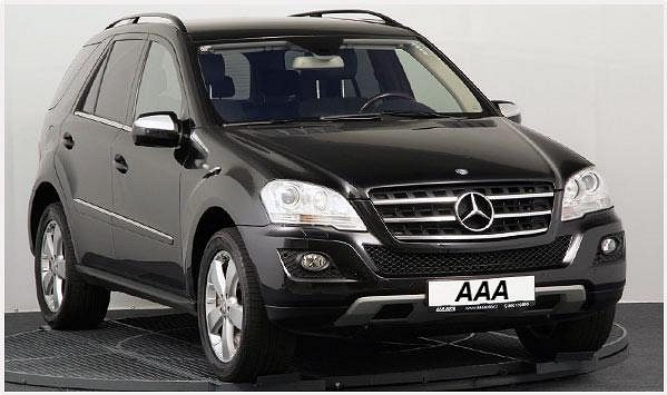 SUV Mercedes ML 4x4