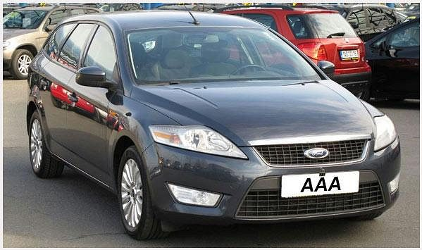 Ford Mondeo 1.8 TDCi combi